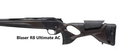 Blaser r8 ultimate ac läder